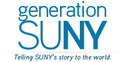 Generation SUNY Blog - Telling SUNY's story to the world.