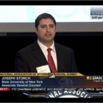 SUNY Associate Counsel Speaks on Panel about Online Piracy