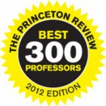 """Princeton Review Names Five SUNY Profs to National """"Best 300"""" List"""