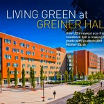 Living Green at UB's Greiner Hall