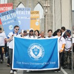 Join the SUNY Team at United Way's Bridge Walk in New York City This Saturday