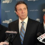 Governor Cuomo Visits SUNY IT on REDC Tour