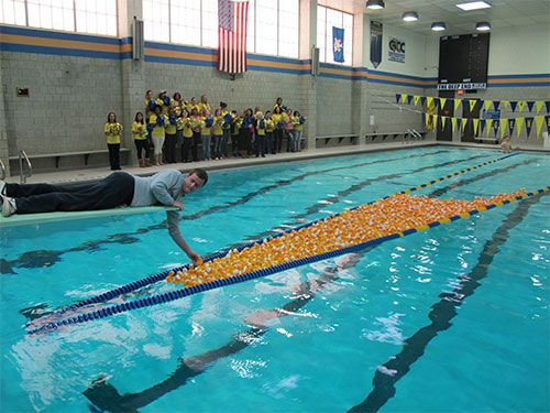 Genesee Community College Duck Derby