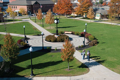 Jamestown Community College campus