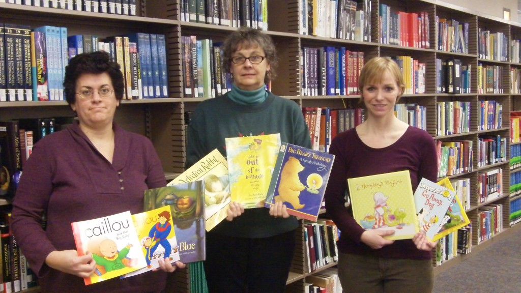 Jefferson Community College book drive