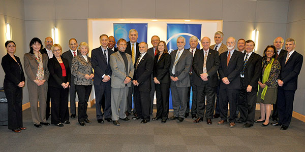 Members of the SUNY Research Council
