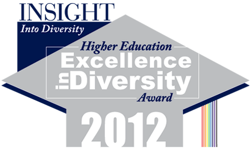 Higher Education Excellence in Diversity (HEED) Award