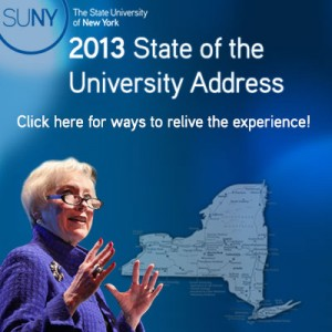 State of the University 2013 review