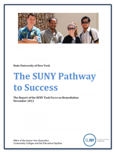 SUNY Pathway to Success
