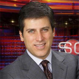 Steve Levy - ESPN Anchor, Oswego graduate