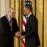 President Obama Presents Medal of Technology to UB Alumnus