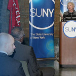 SUNY Day 2013: SUNY Geneseo Ambassador Program Transforms University, Community Relations