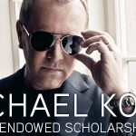 SUNY Alumnus Michael Kors Grants $1 Million for FIT Scholarship