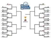 Mascot Madness bracket - round 2