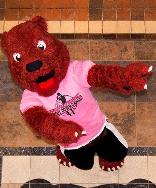 SUNY Potsdam - Max C Bear