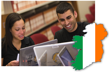 Study abroad with SUNY in Ireland