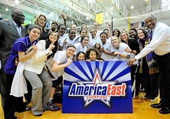 UAlbany women America East champions 2013