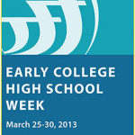 Smart Scholars Celebrate Early College High School Week