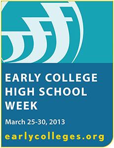 Early College High School Week