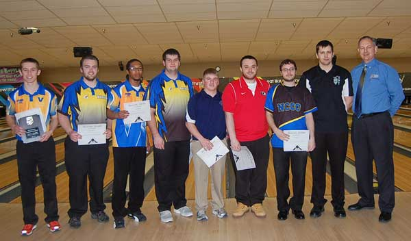 Schenectady County Community College men's bowling team