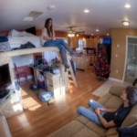 Binghamton Students Build a House for Themselves