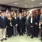 SUNY Oneonta Model UN Delegation Brings Home Four Awards