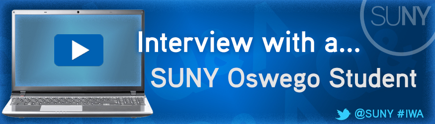 Interview with a SUNY Oswego Student