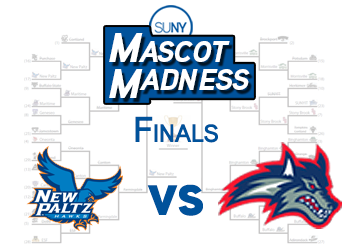 SUNY Mascot Madness - New Paltz Hawks vs Stony Brook Seawolves