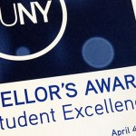 300 Students Honored for Excellence by Chancellor Zimpher