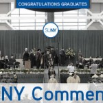 SUNY 2013 Commencement Schedule