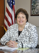 RoAnn M. Destito, New York State COmmissioner of General Services