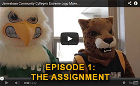 JCC logo makeover episode 1: The Assignment