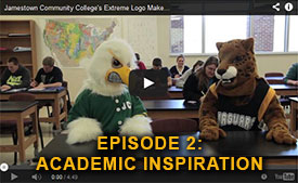 JCC logo makeover episode 2: Academic Inspiration