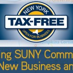 Governor Cuomo, Chancellor Zimpher, SUNY Leaders Meet for Tax Free NY (UPDATE w/ video)