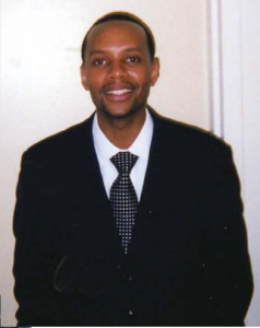 Newton Paul, alumnus of Morrisville State and SUNY Oswego