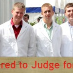 Morrisville State College Dairy Judging Team Invited Abroad