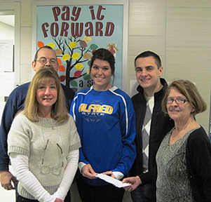 Pay it Forward at Alfred State
