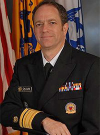 Steven Galson, former Surgeon General of the USA