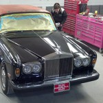 Alfred State Restores Rolls Royce for FIREBALL RUN Series Producer