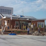 Alfred State Treks to China for the 2013 Solar Decathlon