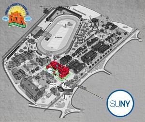 SUNY at the New York State Fair