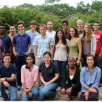 2013 Chancellor's Education Pipeline Biomedical Research Awardees Have Rewarding Summer