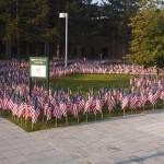 9/11 Memorial at Binghamton University