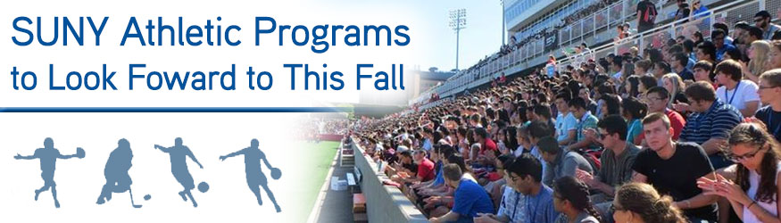 SUNY Athletic Programs to look forward to this fall