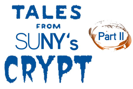 Tales from SUNY's Crypt