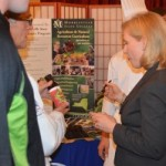 Morrisville State serves up local products during New York Farm Day