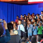 President Obama Visits Pathways in Technology Early College High School (P-TECH)