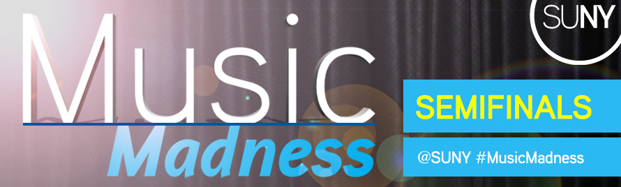 Music Madness - Who's your favorite SUNY music act?