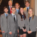 Alfred State Students Earn High Honors in Construction Competition