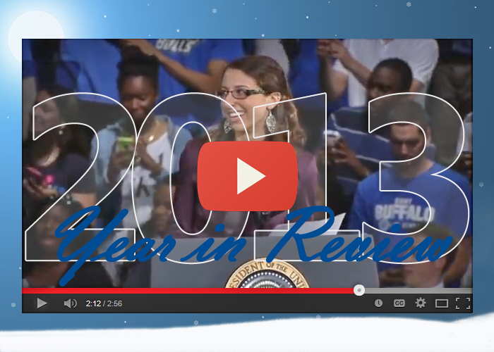 SUNY Year in Review 2013
